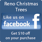 RENO CHRISTMAS TREES